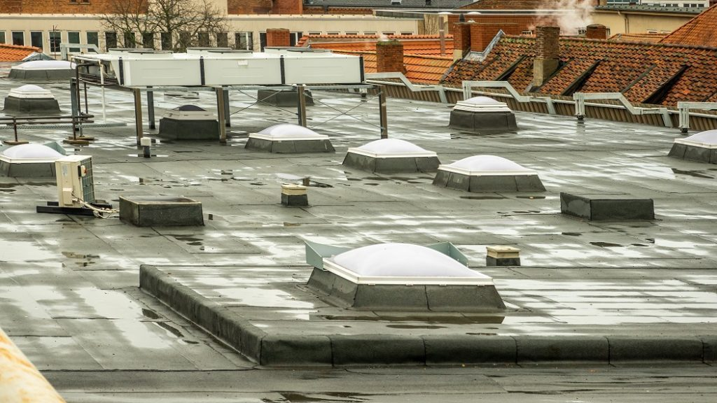 (AllSeason) Office Roofing in Woodside, CA