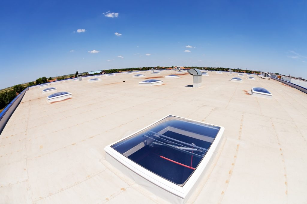 Industrial-Roofing-In-Fairfax-CA