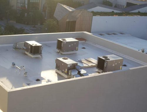 When Do You Repair Your Flat Roof and When Do You Replace It?