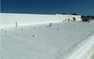 the dos and donts of recoating a foam roof