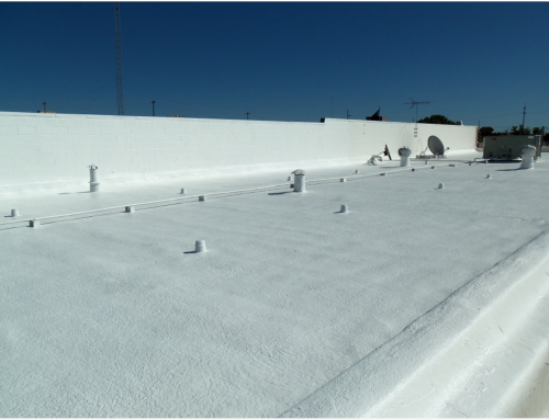 The Do's and Don'ts of Recoating a Foam Roof