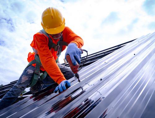 Metal Roof Leak Protection